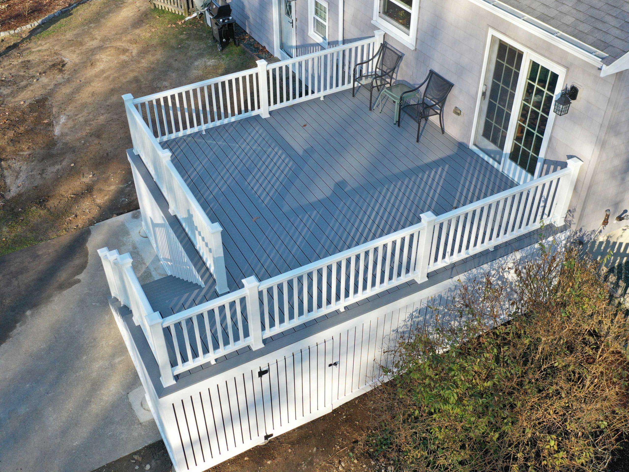 deck construction stoughton ma